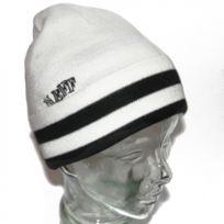Neff - Bonnet reversible long Duo noir et blanc