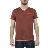 Lee Cooper - Tee shirt 005417 asgard rouge Xxxl
