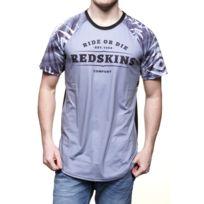 Redskins - T Shirt Ouranos Dixon Anthracite