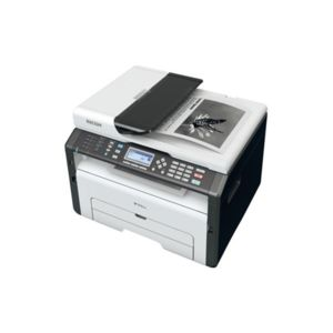 ricoh imprimante multifonction laser monochrome sp. Black Bedroom Furniture Sets. Home Design Ideas