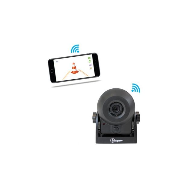beeper cam ra de recul et de surveillance wifi h1wifi pas cher achat vente cam ra et radar. Black Bedroom Furniture Sets. Home Design Ideas