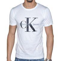 Tee shirt homme Calvin klein - Achat Tee shirt homme Calvin klein ... d3a6940af28
