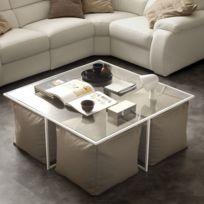 table basse violet - Achat table basse violet pas cher - Rue du Commerce 2cff474de676