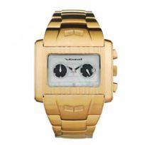 Vestal - Montre Microdat Gold Nacre 5ATM