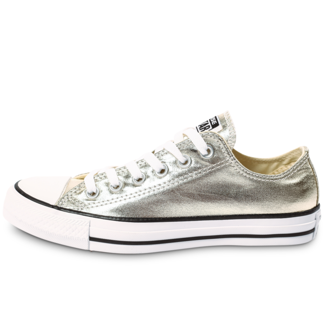 converse chuck taylor all star ox seasonal metallic low. Black Bedroom Furniture Sets. Home Design Ideas