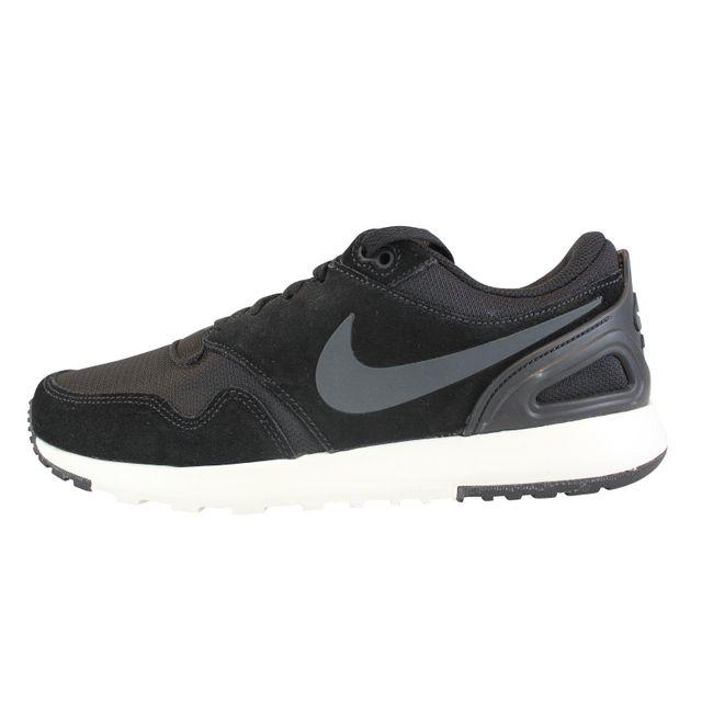 Nike Air Vibenna Noir pas cher Achat Vente Baskets