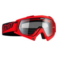 Thor - Masque / Lunettes Cross Enemy Solid - Rouge - Gamme 2017