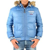 Redskins - Doudoune Junior New Wallas Bleu Acier