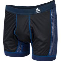 Aclima - Coolnet Windstop - Sous-vêtement - bleu/noir