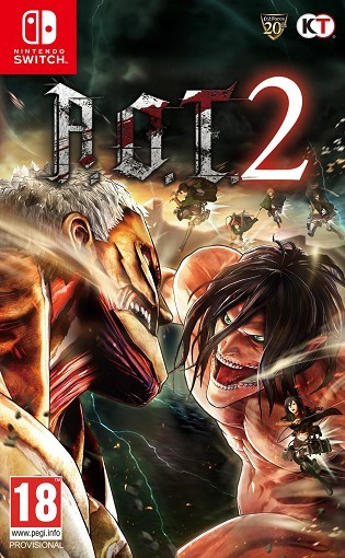 Attack On Titan 2 - Jeu Switch