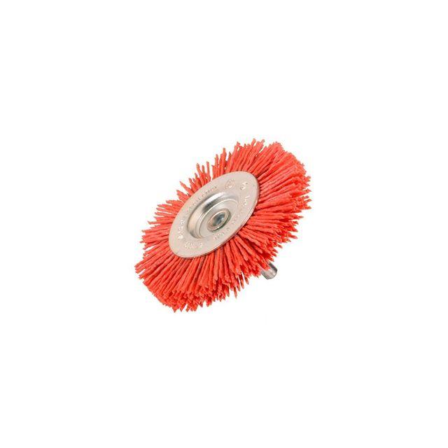 Silverline PB02 Brosse circulaire /à fils ondul/és 100 mm