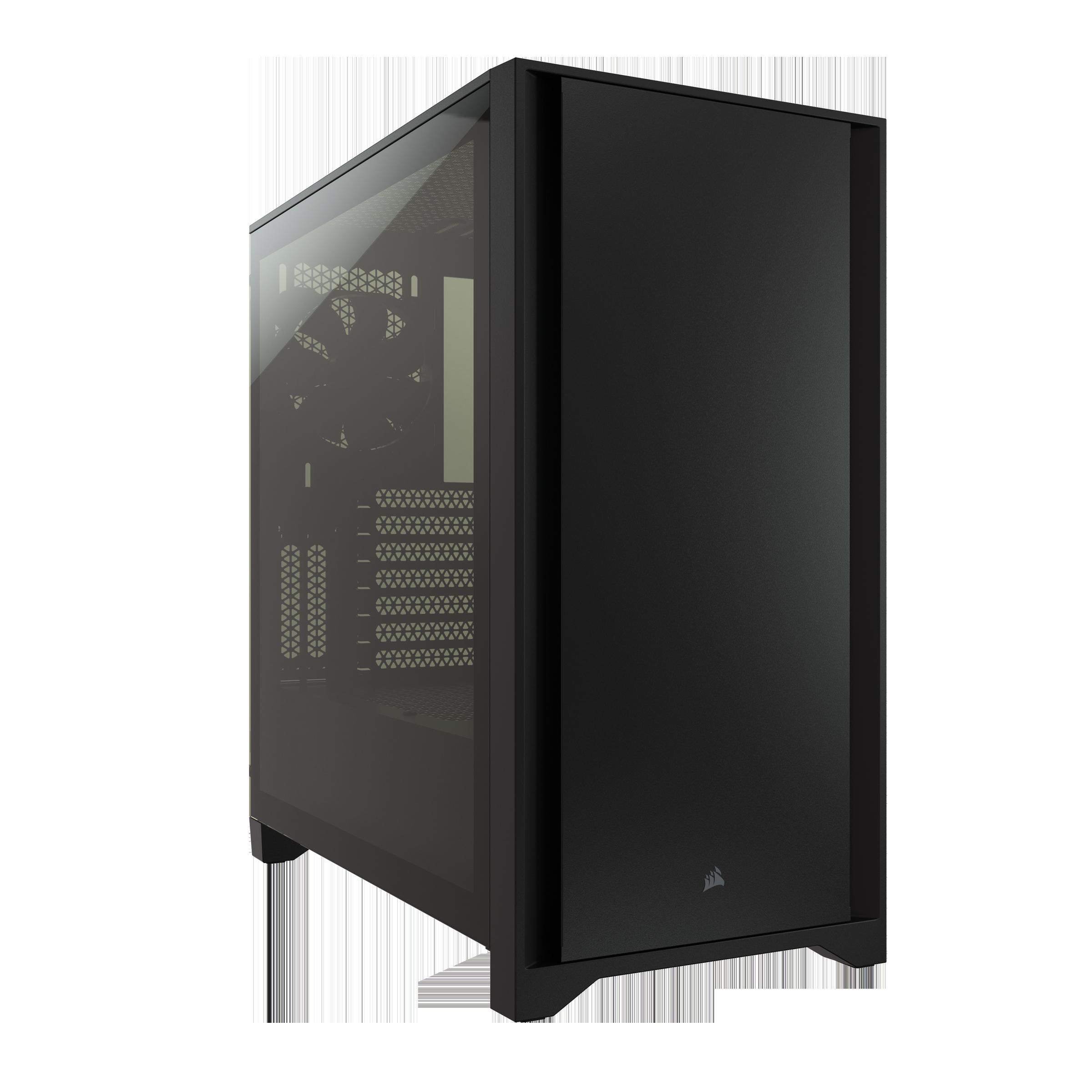Boîtier PC 4000D avec fenêtre Corsair Noir