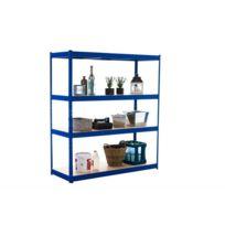 etagere 60 cm profondeur achat etagere 60 cm profondeur pas cher soldes rueducommerce. Black Bedroom Furniture Sets. Home Design Ideas