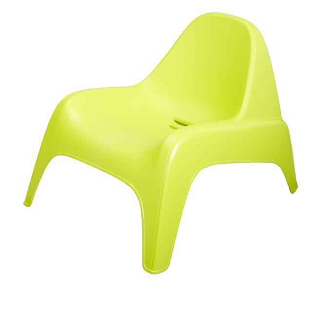 HYBA - Fauteuil de jardin Relax® - Vert