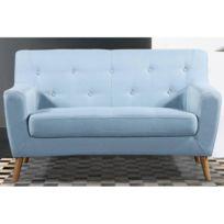 canape bleu clair achat canape bleu clair pas cher rue. Black Bedroom Furniture Sets. Home Design Ideas