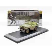 Greenlight Collectibles - 1/43 - Jeep Willys Cold War - Elvis Presley - 86311