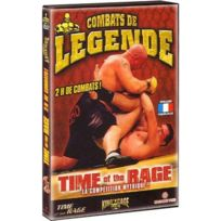 Nacarat Prod - King Of The Cage : Time Of The Rage - Dvd - Edition simple