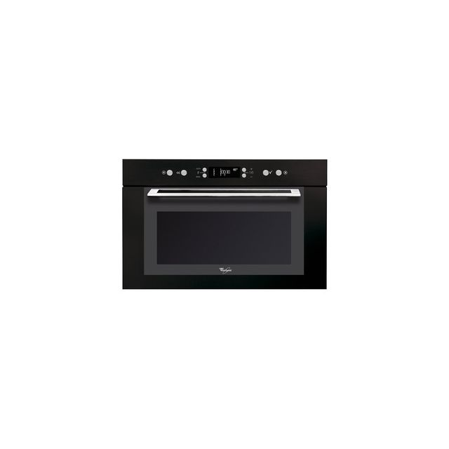 Whirlpool Micro-ondes encastrable + gril 31 litres Crisp Amw735 Ambiance -  Achat Four micro-onde b844a9eba9b7