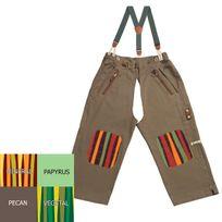 ManoVerdé pour enfant - Sur-pantalon Caballero enfant - Pecan végétal