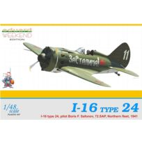 Eduard - Maquette I 16 Type 24 We 1/48 8468