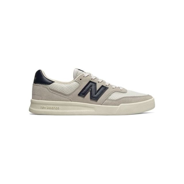 Balance bleu pas Chaussures beige blanc Suede New 300 gYbf76y