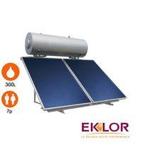 Eklor - Chauffe-eau solaire 2 capteurs + ballon 300 litres