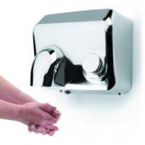 Lacor - Sèche mains électrique inox à bouton 2300 W