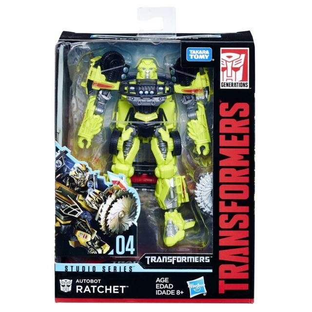 TRANSFORMERS Figurine Studio Series Autobot Ratchet - E0744ES00