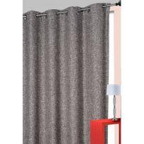 homemaison rideau d 39 ameublement uni outdoor fuchsia. Black Bedroom Furniture Sets. Home Design Ideas