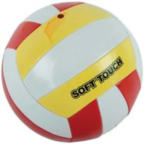 Wdk Partner - A1300943 - Jeu de Plein Air - Ballon Volley Cousu - Dia 23 cm