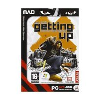 Mastertronic - Marc Ecko's Getting Up: Contents Under Pressure Pc Dvd Import anglais