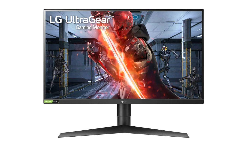 Ecran PC gamer UltraGear 27GN7550-B 27