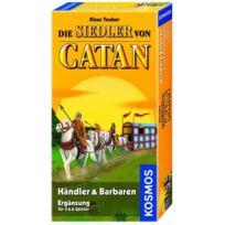 Kosmos - Jeux de société - Die Siedler Von Catan Händler & Barbarian 5/6 Joueurs Extension