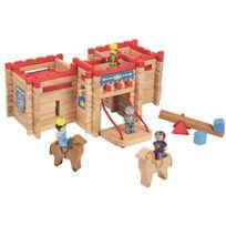 Jeujura - Le château fort en bois : 155 pièces