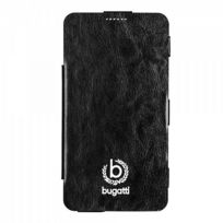 Bugatti Italy - Etui Bugatti UltraThin Book Case Gal Note 3, noir
