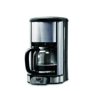 princess cafeti re filtre 14 tasses 1000w noir argent. Black Bedroom Furniture Sets. Home Design Ideas