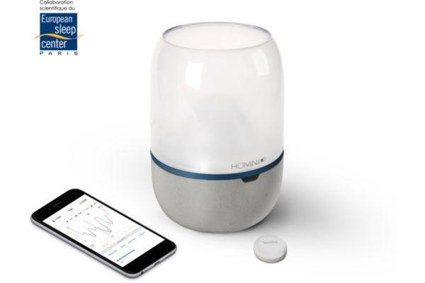 TERRAILLON Activateur et analyseur de sommeil Homni + Dot - CLL61248GBB