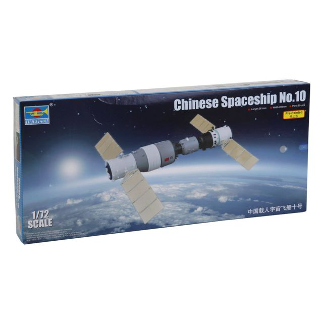 Trumpeter - Maquette fusée : Chinese Spaceship n°10