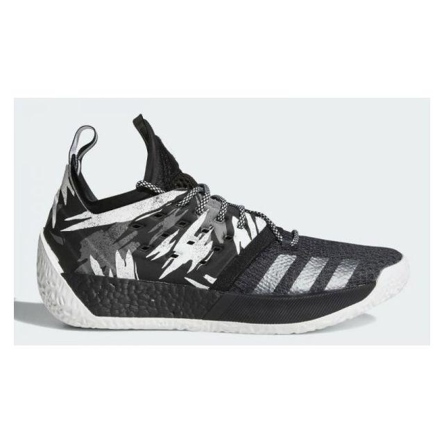 online store fd13d 0a68f Adidas - Chaussure de Basketball James Harden Vol.2 Traffic Jam Noir pour  homme Pointure - 40 - pas cher Achat   Vente Chaussures basket -  RueDuCommerce