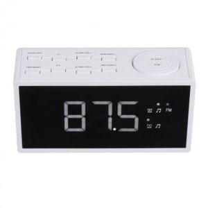 clipsonic radio r veil fm pll blanc ar312w ar312w clip. Black Bedroom Furniture Sets. Home Design Ideas