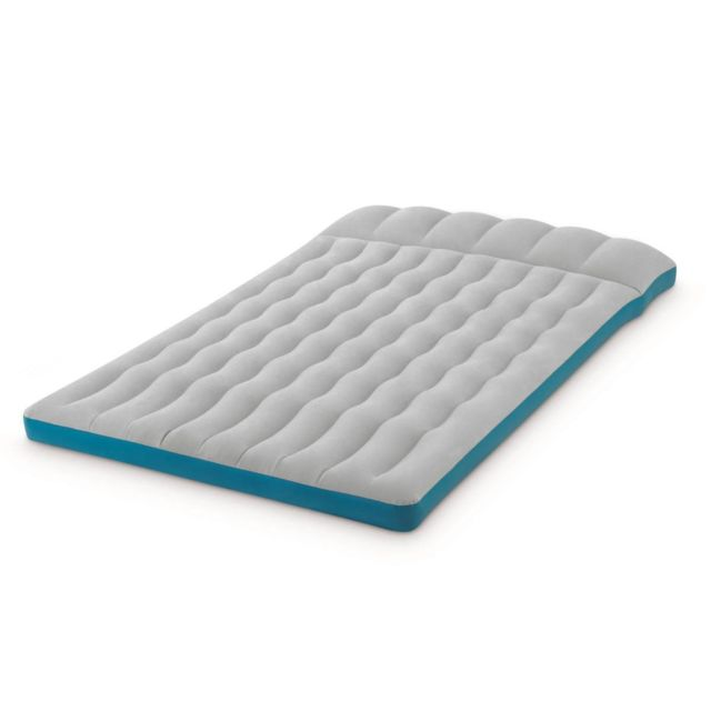 intex matelas camping gonflable 2 places pas cher. Black Bedroom Furniture Sets. Home Design Ideas
