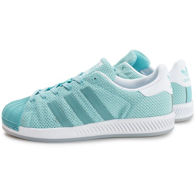Adidas originals - Superstar Bounce Turquoise