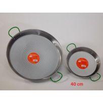 Vaello Campos - Paella Espagn. 40 Cm ACIER Poli 0140