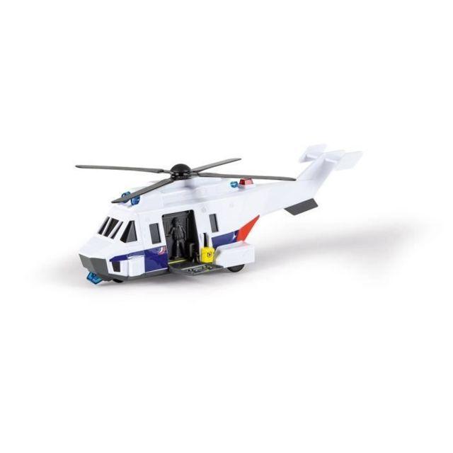 VEHICULE MINIATURE ASSEMBLE - ENGIN TERRESTRE MINIATURE ASSEMBLE DICKIE TOYS Helicoptere Forces Spéciales