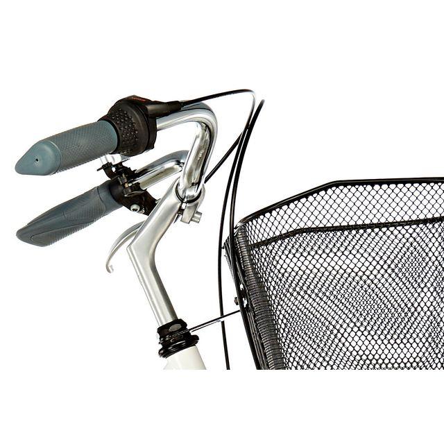 Ortler - Fjaeril - Vélo de ville - blanc