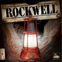 Sitdown - Jeux de société - Rockwell