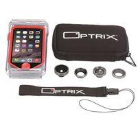Optrix - Kit Pro iPhone 6 - 4 Objectifs - 9476802