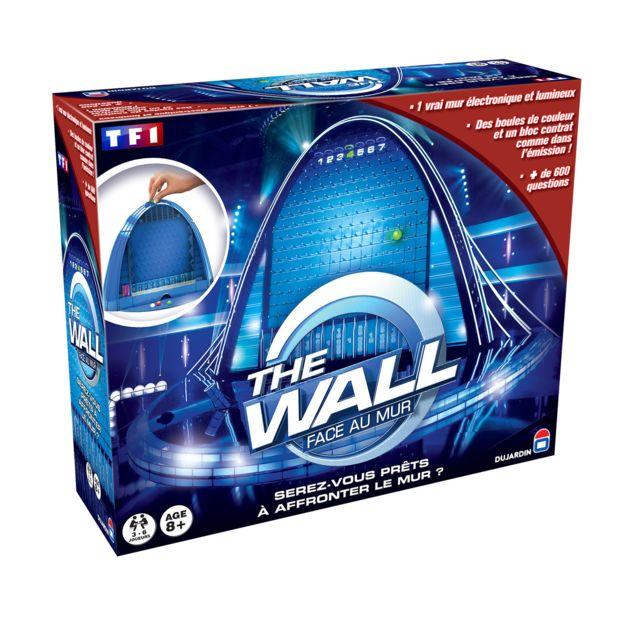 DUJARDIN Jeu de société THE WALL Face au Mur - 1055 Jeu de société THE WALL face au mur.