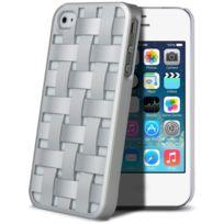 X-doria - Coque arrière pour iPhone 4/4S Engage Form - Alu