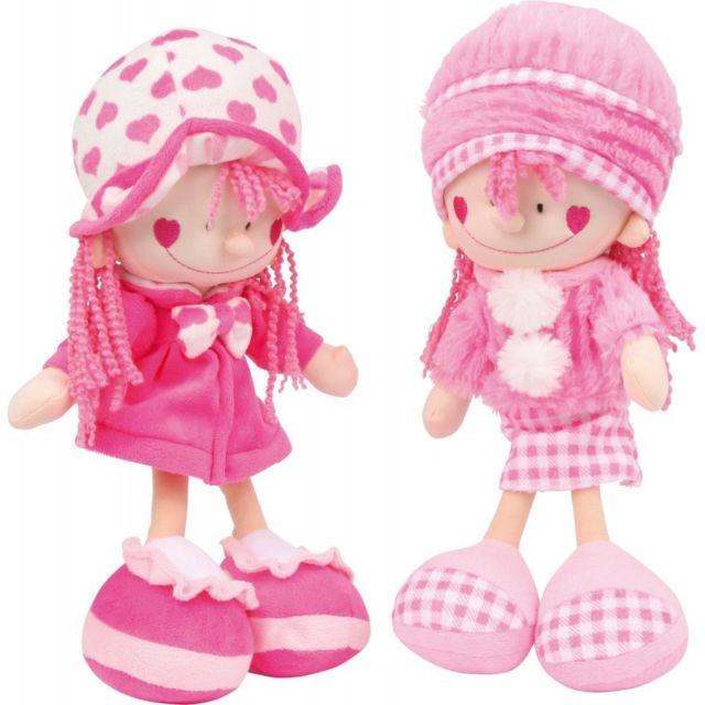 Small Foot Company Poupées «Nora et Emilie